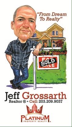 Welcome Jeff Grossarth - Realtor - Norwalk, CT