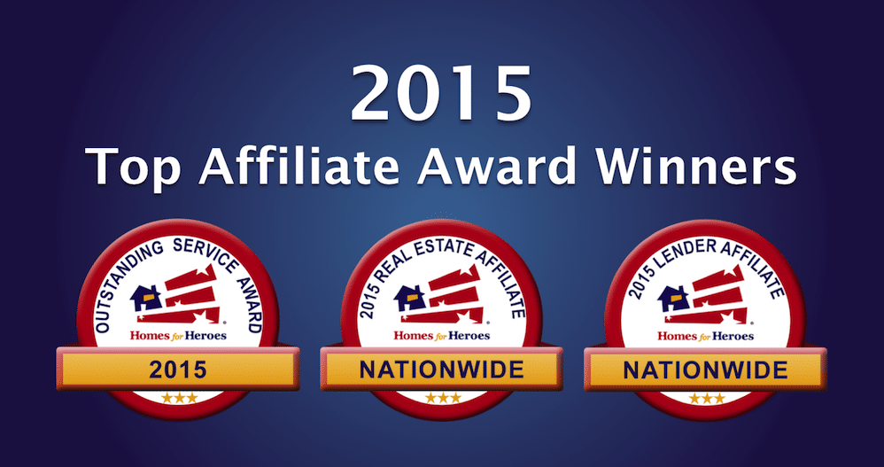 205 Top HFH Affiliate Awards