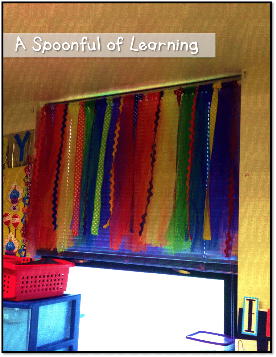 Classroom Decoration Colorful ~ A colorful classroom is fun diy decor for