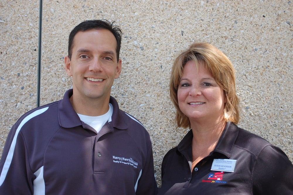 Mario Gonzalez and Susan Severson