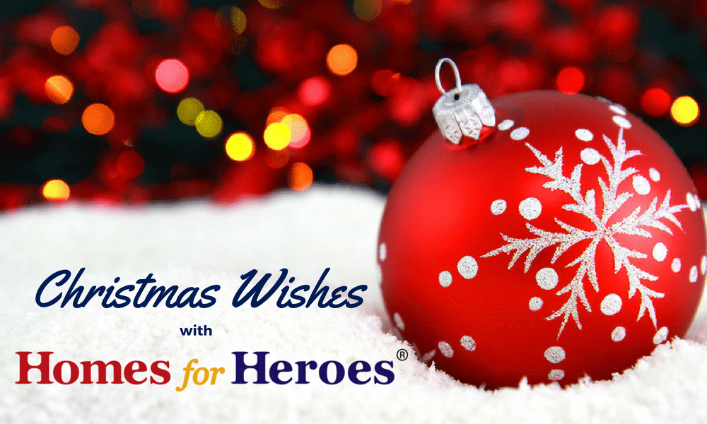 Christmas Wishes with Homes for Heroes Feature Photo
