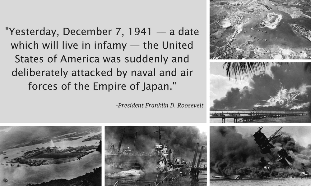 Pearl Harbor Remembrance Day Feat. Photo