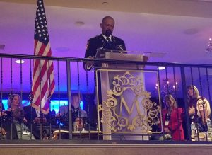 Celebrating Law and Order - Honor the Uniform - David A. Clarke