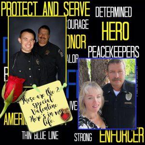 Showing Heroes Love