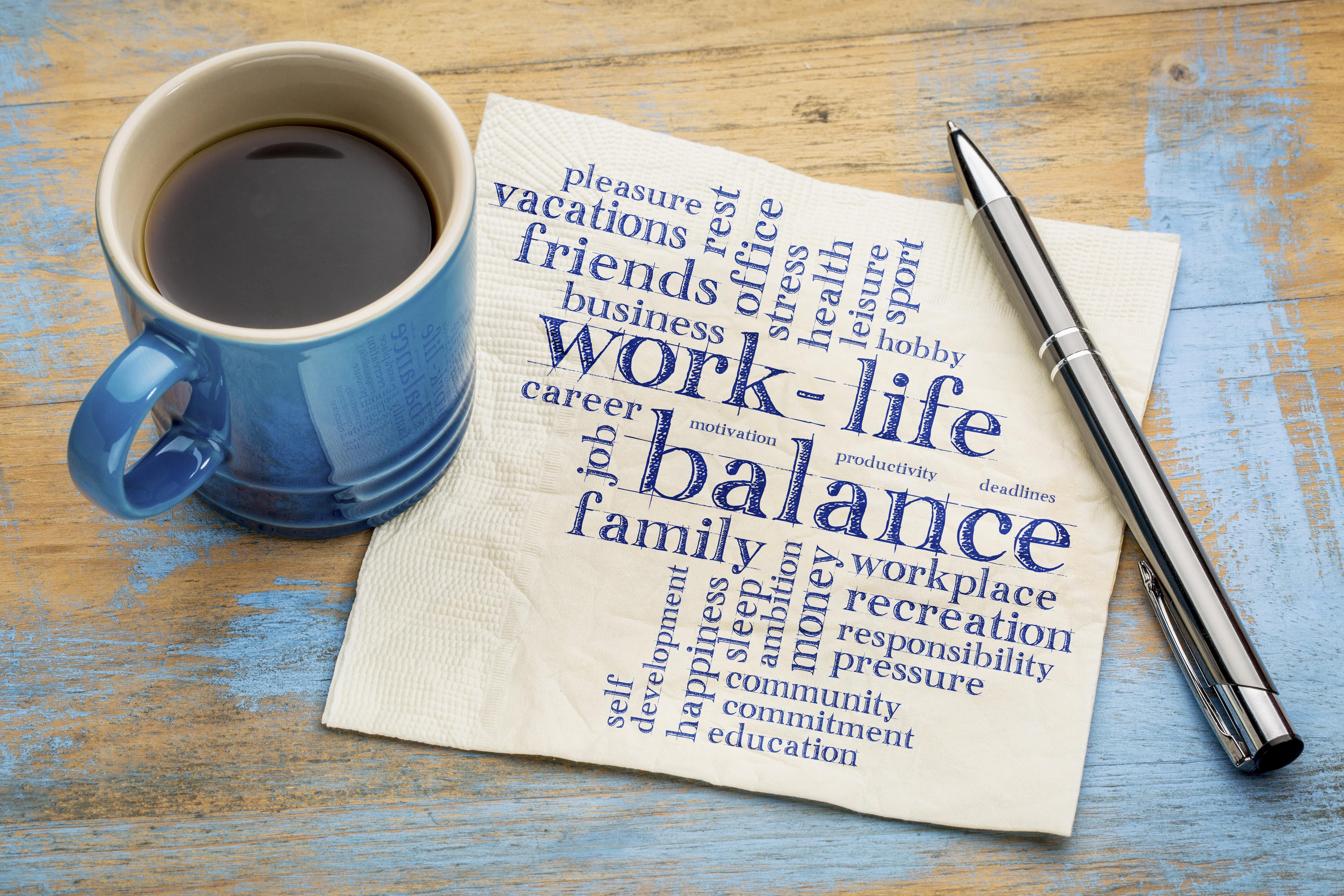 work life balance for first responder