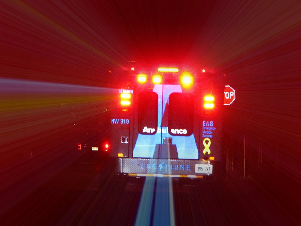 Thank you letter to Emergency Medical Professionals