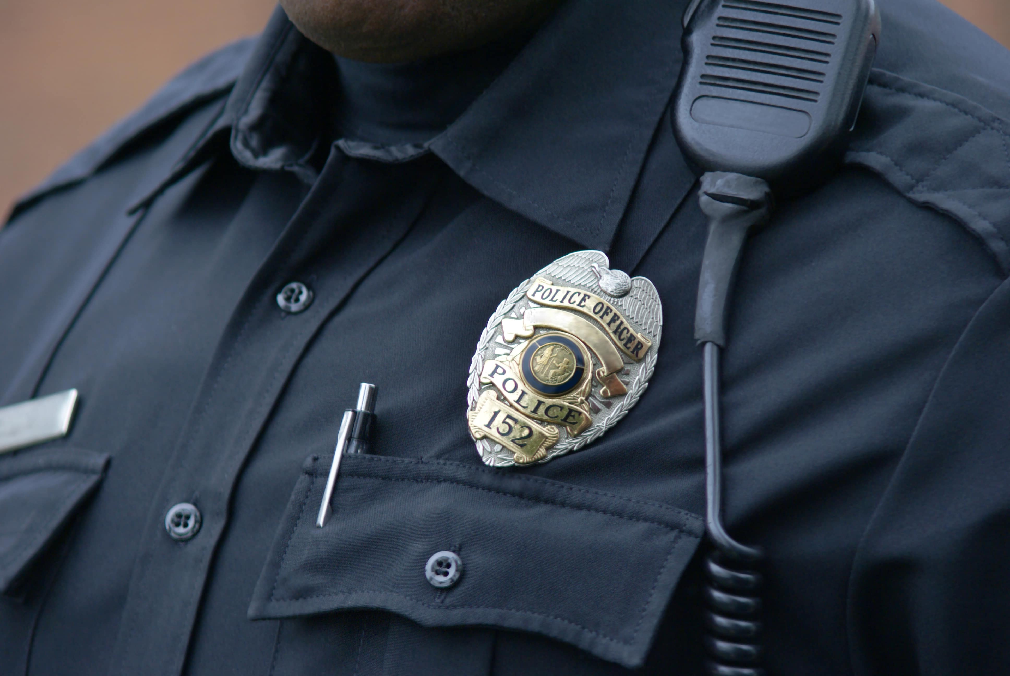 A Thank You Letter to Every Law Enforcement Officer