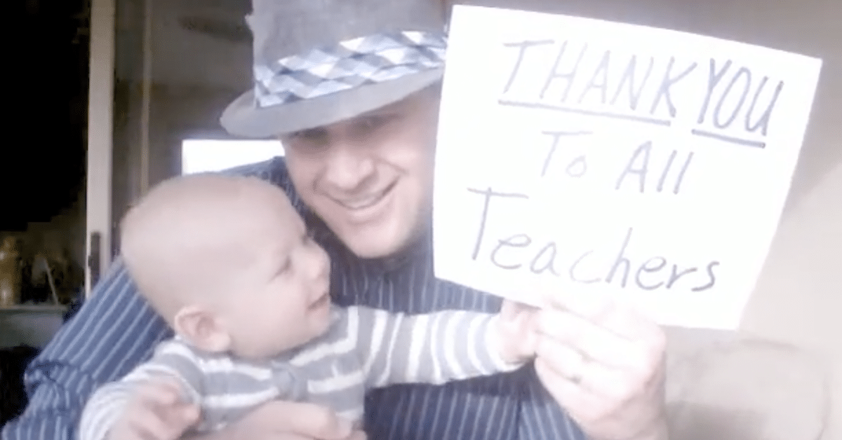 thank you message for teachers Homes for Heroes