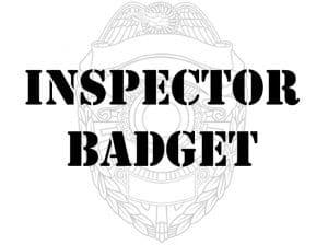 Inspector Badget