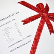 Money management tips for the holidays
