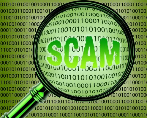 Be Aware of Scams when you move