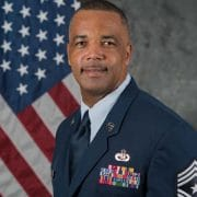 Chief Master Sergeant Timothy C White