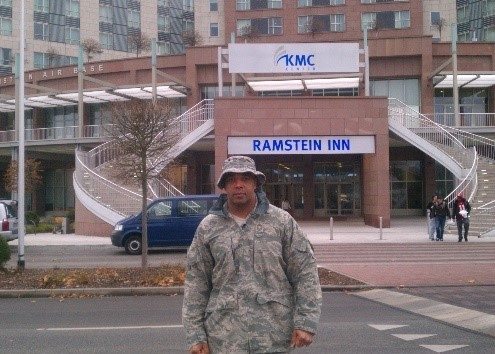 Chief Master Sergeant Timothy C White Jr