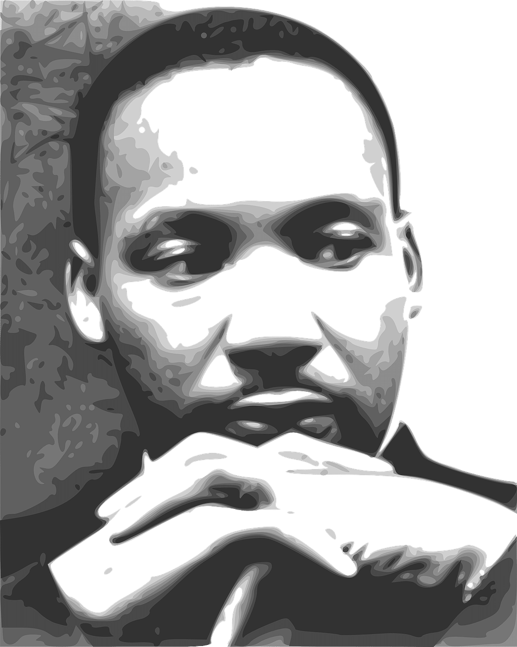 Martin Luther King Jr - A hero for us all