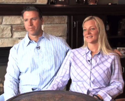 Steve and Katie Blackwell - real heroes