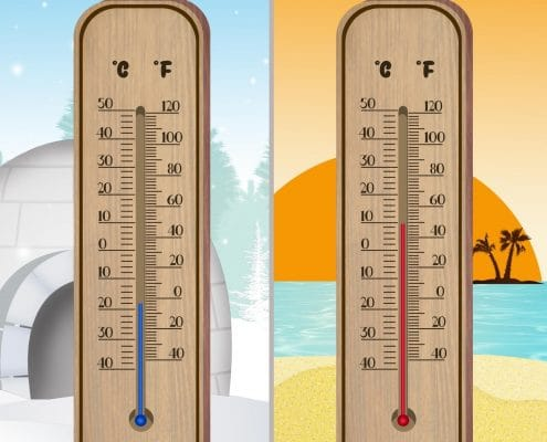 Temperature Changes Cause Issues in brick homes