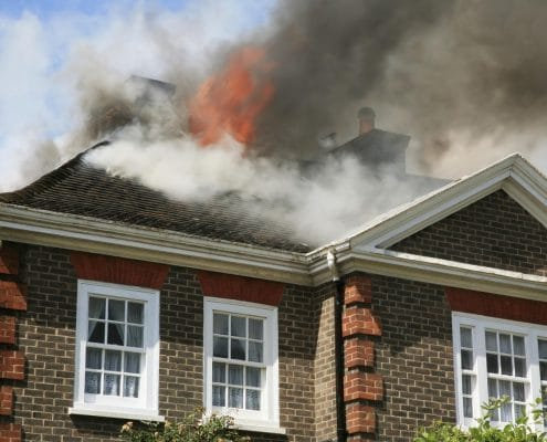 brick homes are better Fire and Weather Resistant