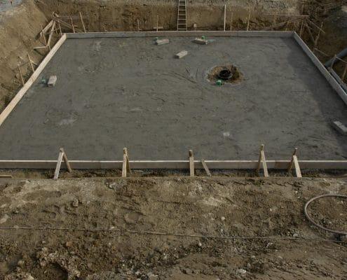 brick homes may have Shifting Foundations