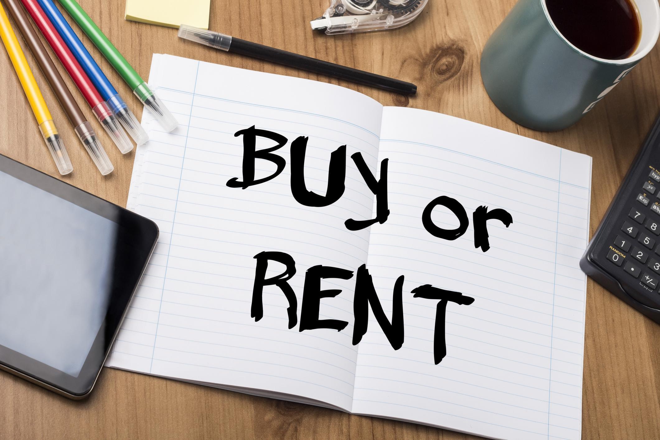 buy or rent the great debate