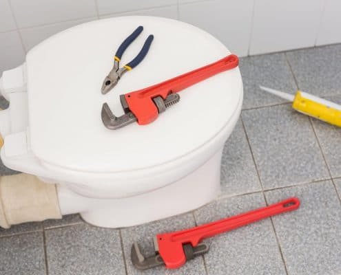 Five Common Toilet Problems and How to Fix Them - Homes for