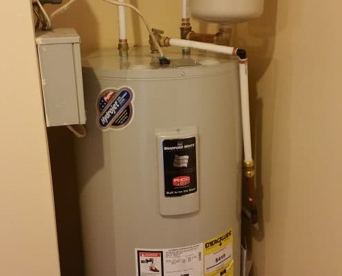 drain your water heater
