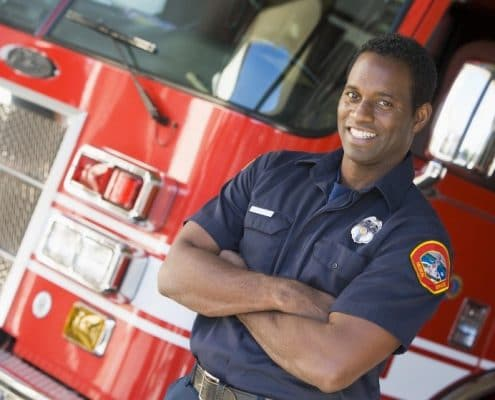 Homes For Heroes saves Firefighters money
