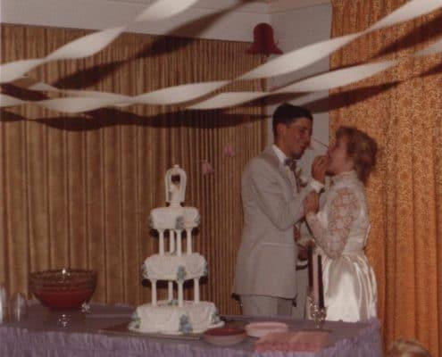 John Shoults wedding