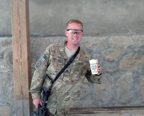 Justin Keplinger US Army