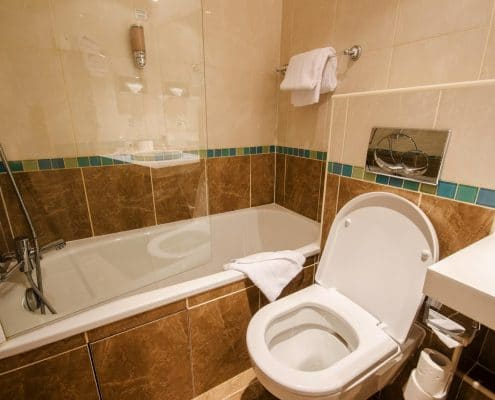fix running toilets
