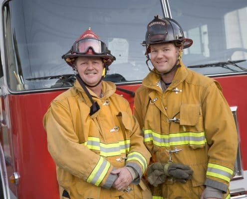 homes of heroes helps firefighters
