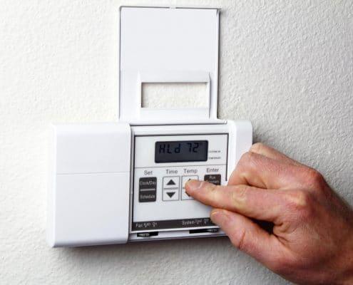 thermostat energy saving