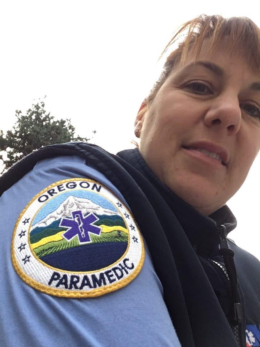 Amy Epperson Oregon Paramedic