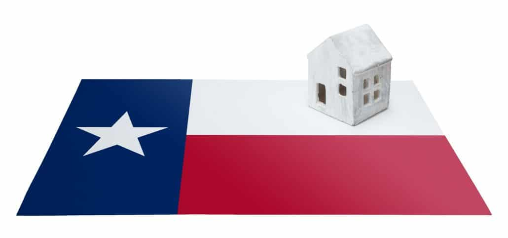 Buying Your Home in Texas