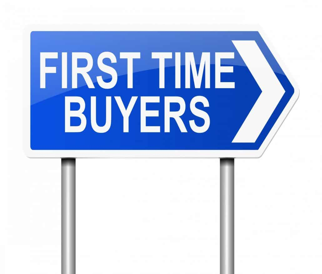 First time home buyer deals 2018