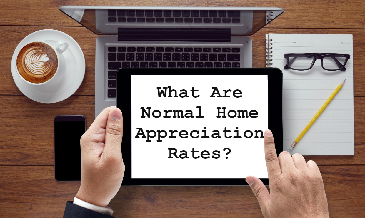 Home Appreciation Rates