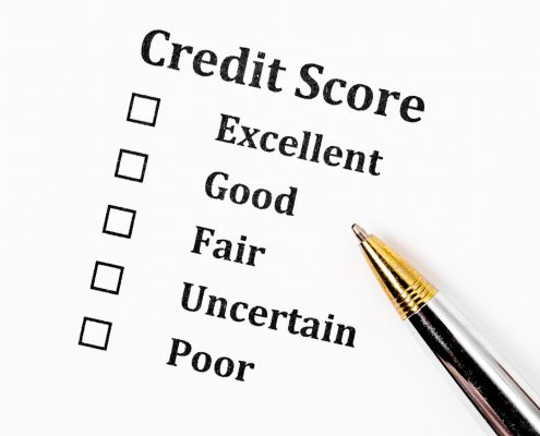 Knowing and Fixing Your Credit Score