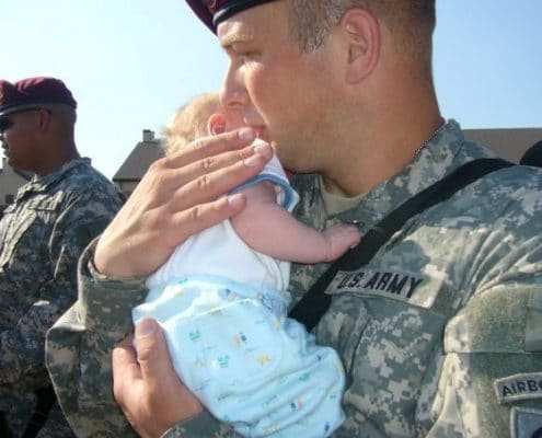Levi Ball - Army Sgt