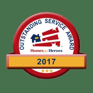 2017 Outstanding Service Award Recipients