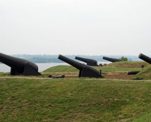 The Defense of Fort M'Henry