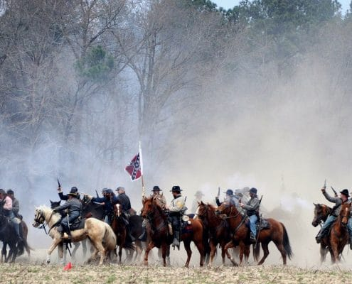 War of 1812 and Civil War