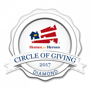 Circle of Giving Award - Diamond Level