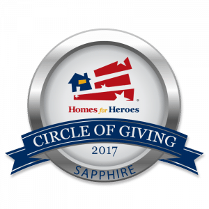 Circle of Giving Award - Sapphire Level