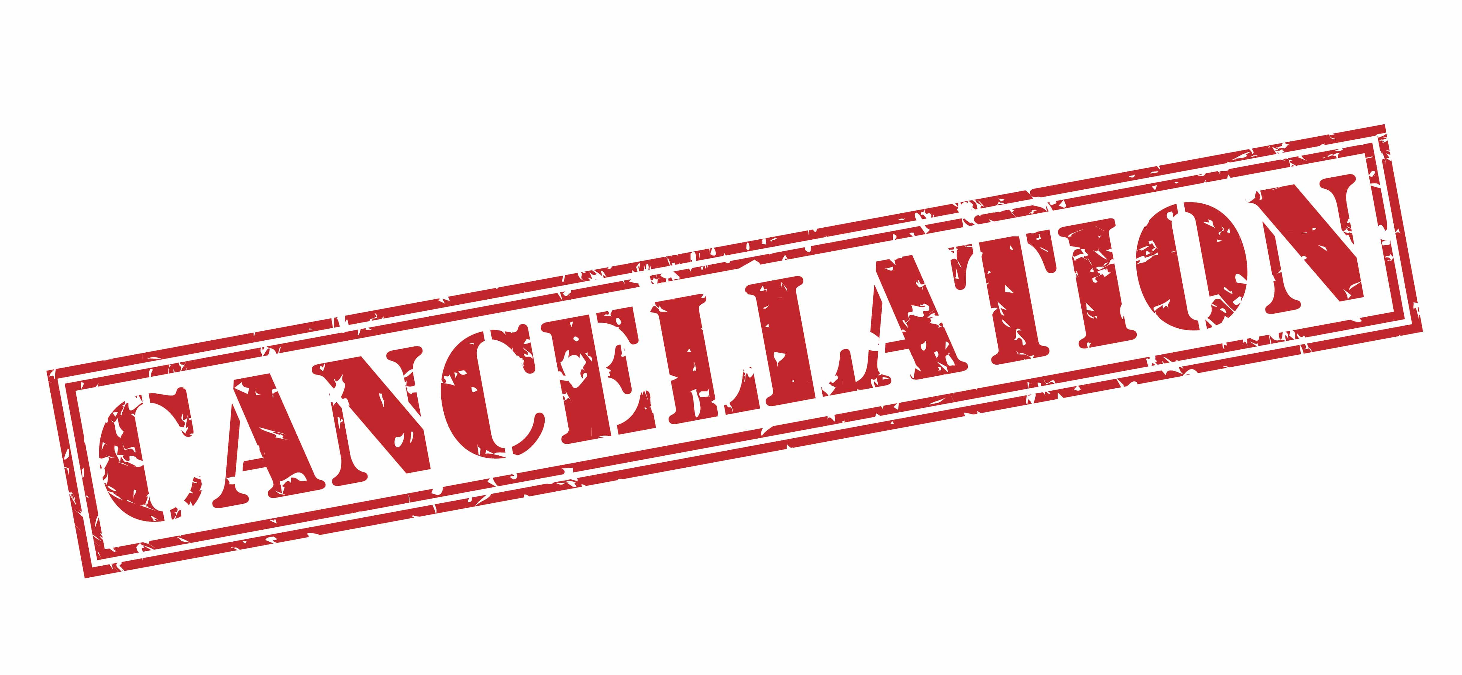 Request an Early Cancellation