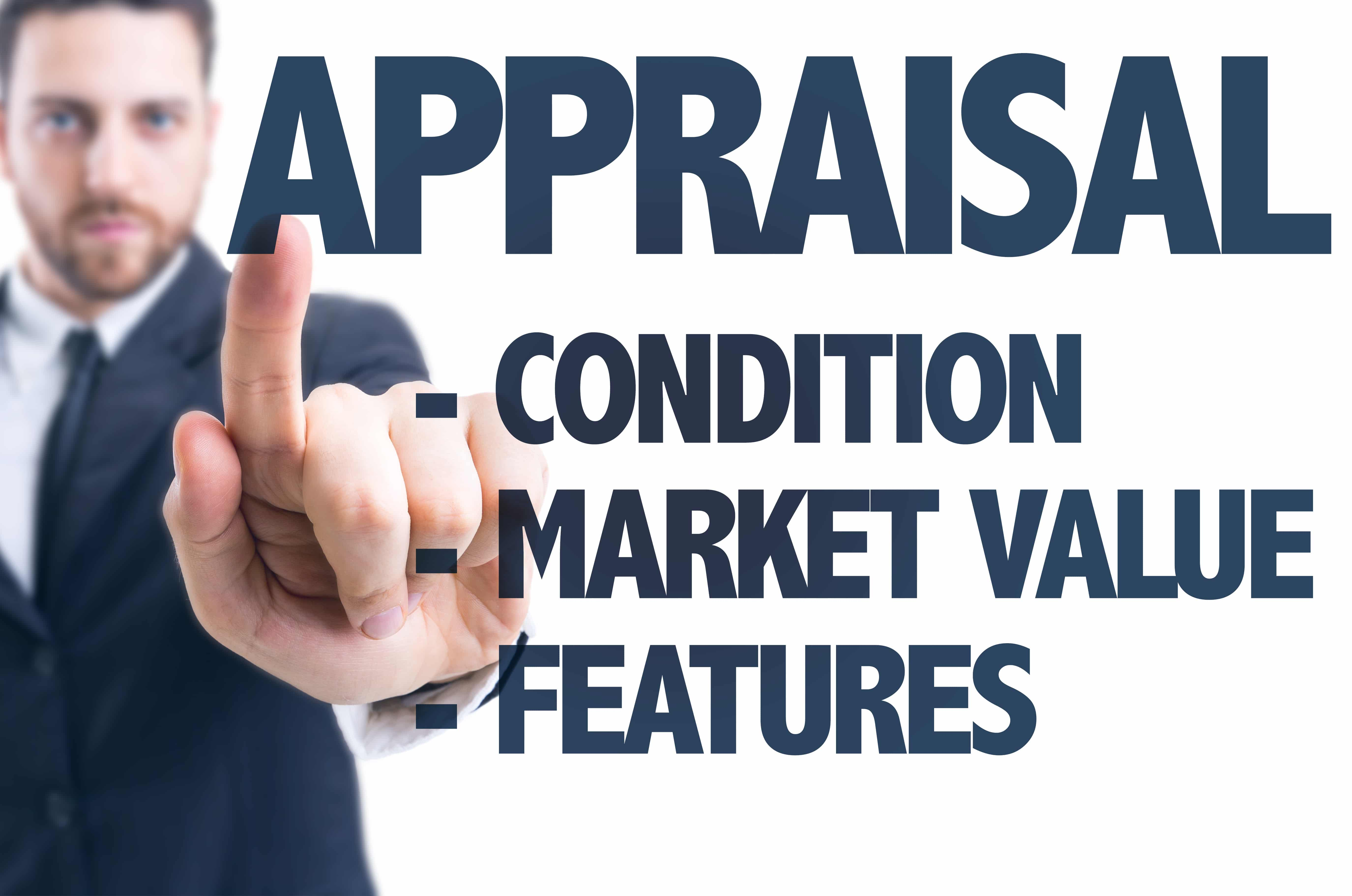 What Factors Go Into The House Appraisal