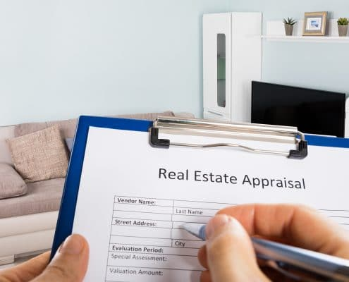 What Happens if the Home Appraises for Less Than Expected