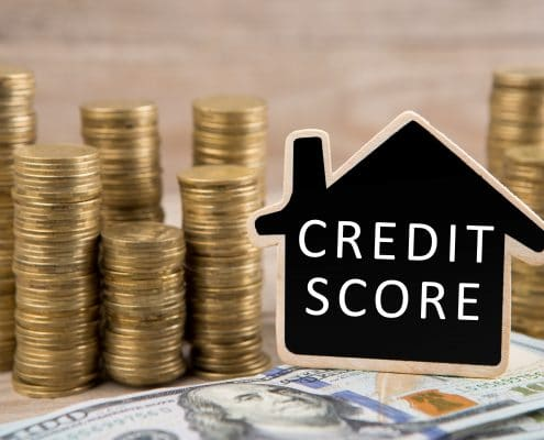 credit for a home loan