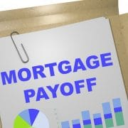 Loan Payoff for Mortgage