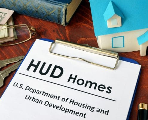 what is a HUD home