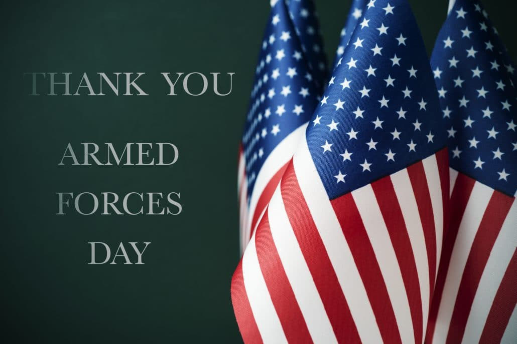 Armed Forces Day Thank you