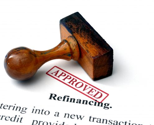 approved for Cash-Out Refinancing